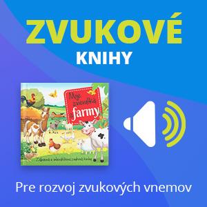 Zvukové knihy pre deti