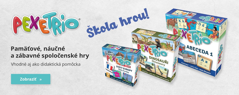 Kreatívne a náučné knihy pre deti