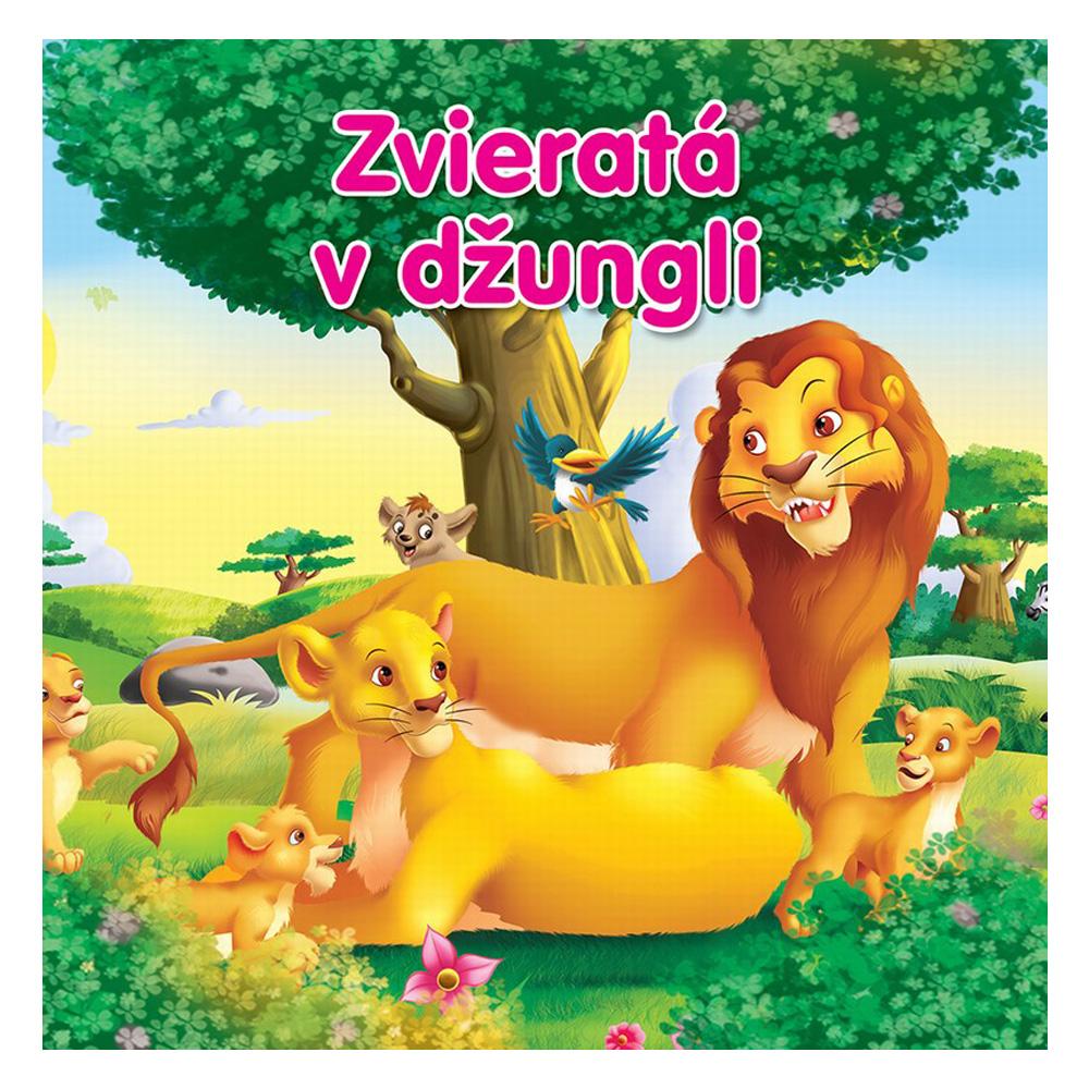 Zvieratá v džungli