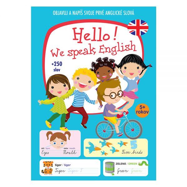 Hello - We speak english