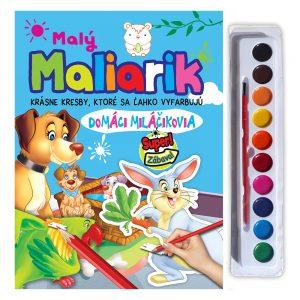 Malý Maliarik - Domáci miláčikovia