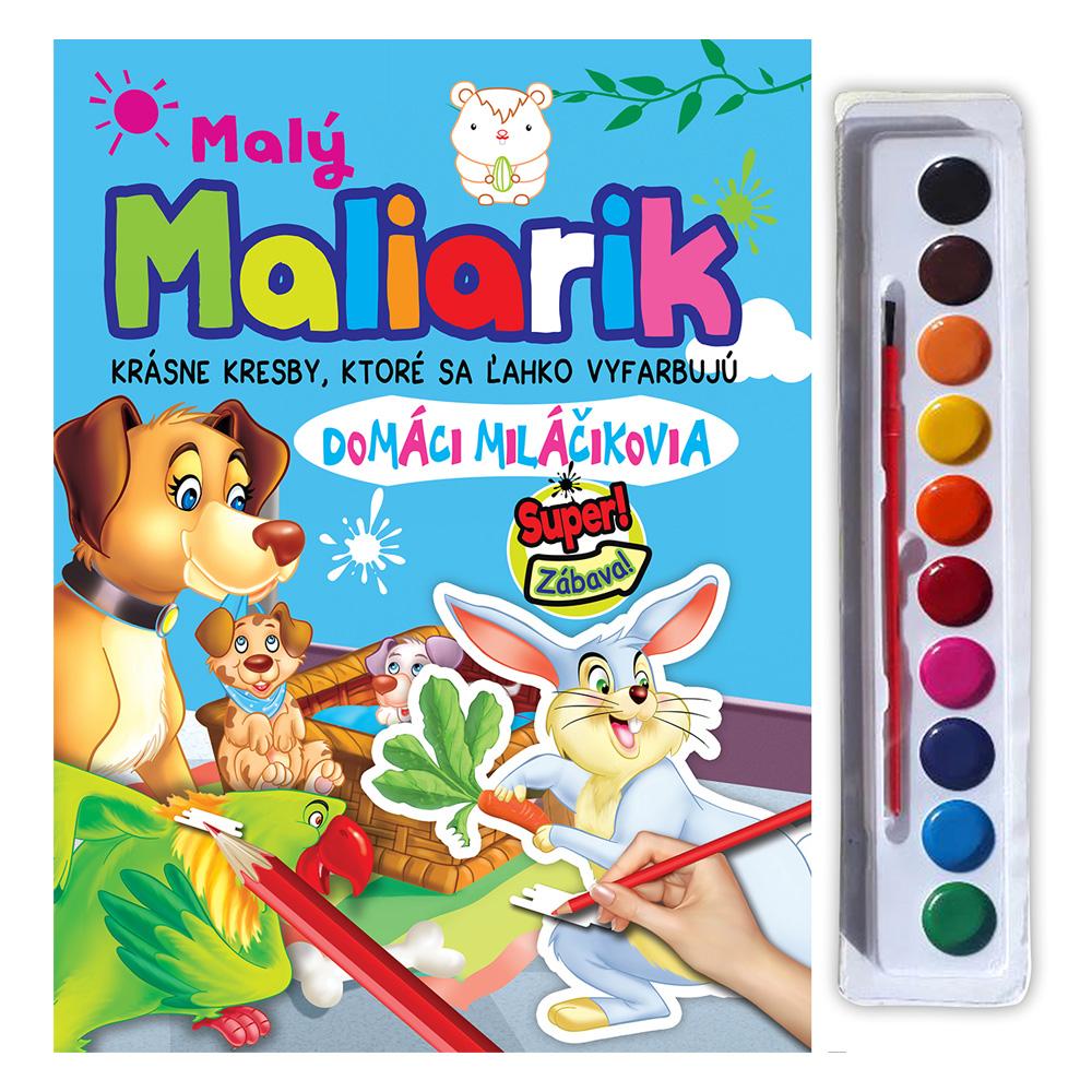 Malý Maliarik – Domáci miláčikovia