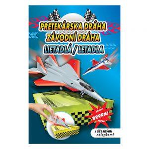 Pretekárska dráha Lietadlá / Závodní dráha letadla