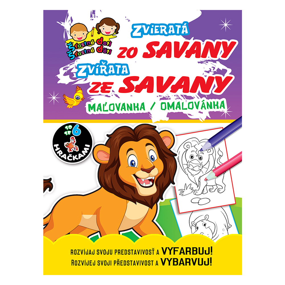 Zvieratá zo Savany