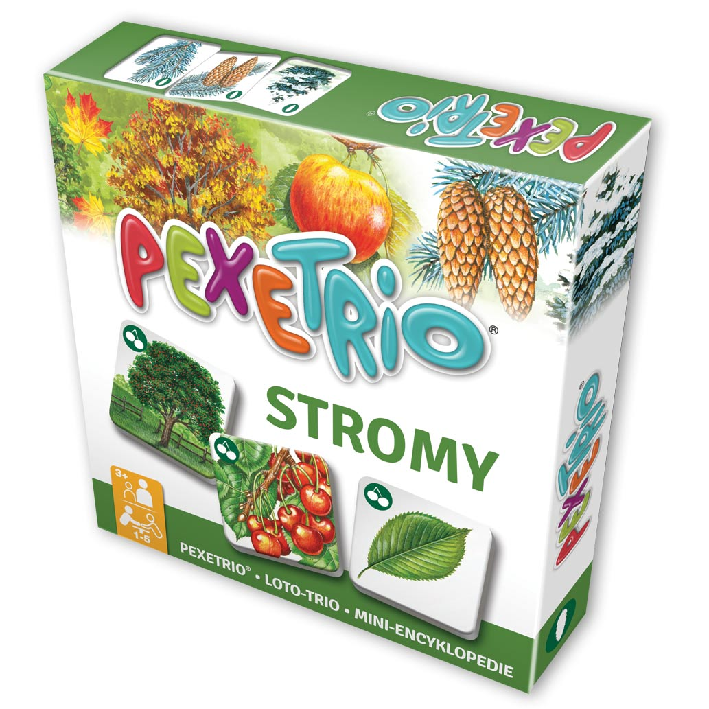 Pexetrio – Stromy