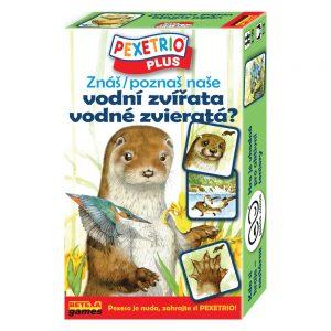 Pexetrio - Vodné zvieratá