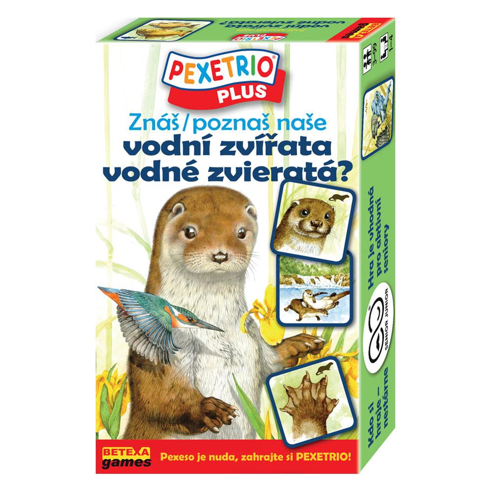 Pexetrio – Vodné zvieratá